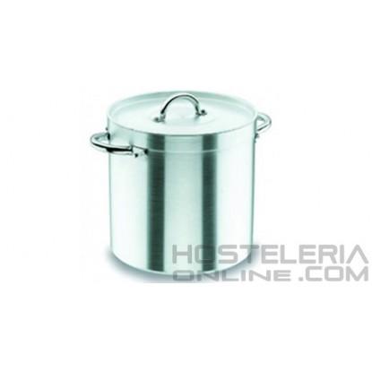 Olla Chef de Aluminio Profesional 24