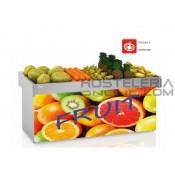 Mostrador expositor de fruta 210