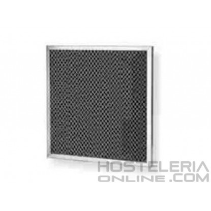 Filtro de campana Carbón Activo 49x49x2,5