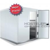 Camara de Congelación 2580 x 2980 - Altura 2180mm