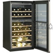 Armario expositor de vinos Profesional. 2 temperaturas