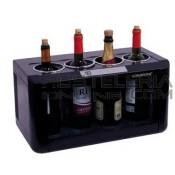 Conservador de vinos sobremesa 4 Botellas