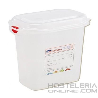 Hermético Gastronorm 1/9 - 150 mm