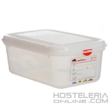 Hermético Gastronorm 1/3 - 100 mm