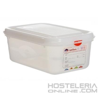 Hermético Gastronorm 1/4 - 100 mm