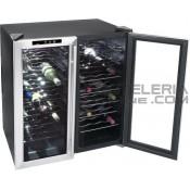 Expositor refrigerador de vinos 48 b