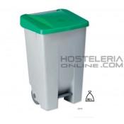 Cubo de basura Industrial 80 Lts