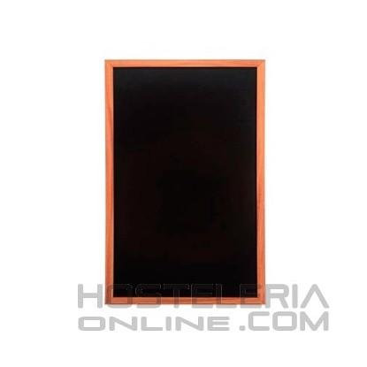 Pizarra 50x90 Negro/avellana