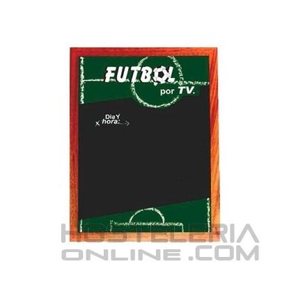 Pizarra 44x54.5 Futbol