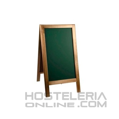 Caballete doble 120x60