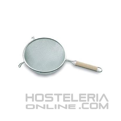 Colador doble malla 20 cm