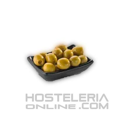 Bandeja salsas melamina 9,2 x 6,9 cm