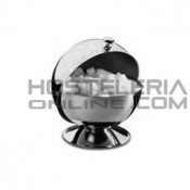 Azucarero bola inox 13 cm ( Preguntar stock )