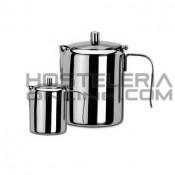 Lechera cafetera inox 1000 ml
