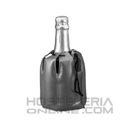 Enfriador de botellas con cordon
