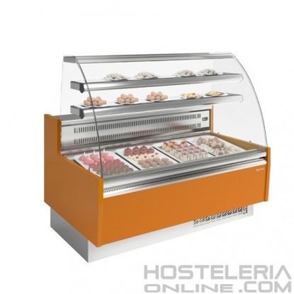 Vitrina de pastelería Glacé 15 INFRICO