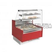 Vitrina de pastelería Glacé Recta 09 INFRICO