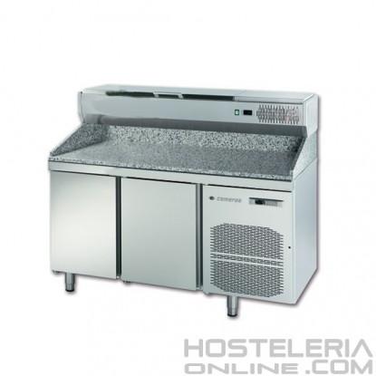 Mesa Refrigerada para pizza Euronorma 1500