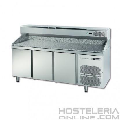 Mesa Refrigerada para pizza Euronorma 2000