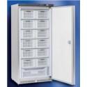 Congelador vertical gran capacidad Lacado blanco