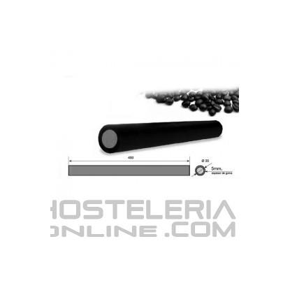 Recambio barra picamarro Acero/goma