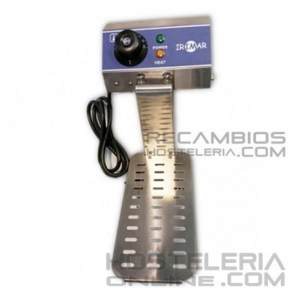 Cabezal completo Freidora 4 Lts Irimar