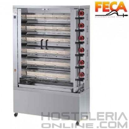 Asador de pollos FECA Mod. 630 EKO