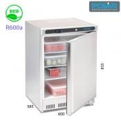 Refrigerador bajo mostrador inox