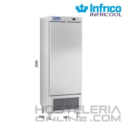 Armario Refrigerado IAN501 Infricool