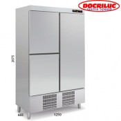 Armario Refrigerado 3 Puertas ASD-125-3