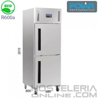 Armario de Refrigeración 1 puerta doble Polar