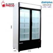 Armario Refrigerado puertas correderas.