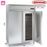 Armario de refrigeración para pastelería. 2 Puertas