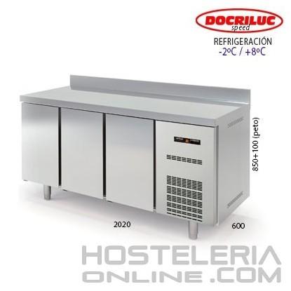 Mesa Refrigerada 2000 docriluc