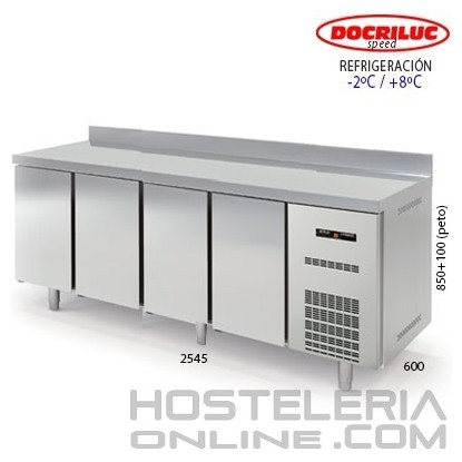 Mesa Refrigerada 2500