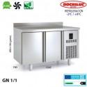 Mesa Refrigerada bajo consumo 1500