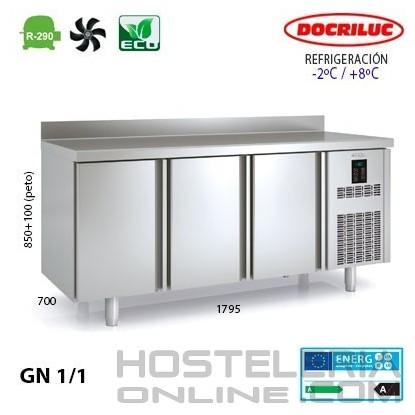 Mesa Refrigerada bajo consumo 2000