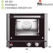 Horno Panadería barato RX-203