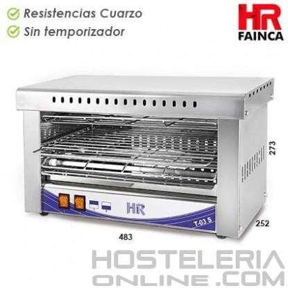 Tostador industrial HR
