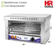 Tostador Industrial HR con temp