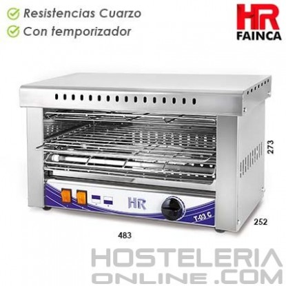 Tostador Industrial HR