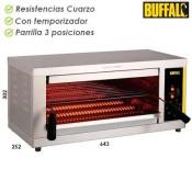 Tostador Cuarzo Buffalo