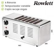 Tostador Industrial Rowlett 6 Ranuras
