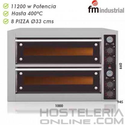 Horno pizza Profesional