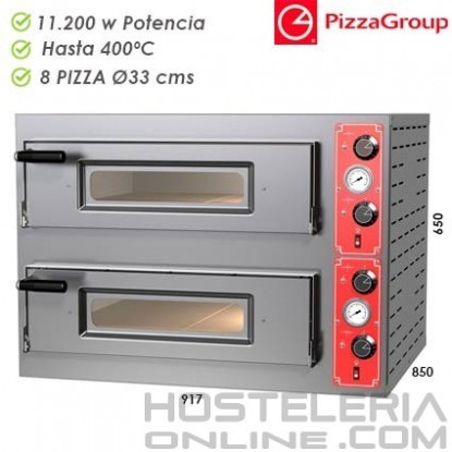 Horno Industrial Pizzagroup