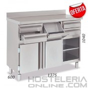 Mueble cafetero Industrial