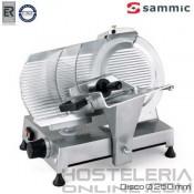 Cortadora de fiambre Sammic 250