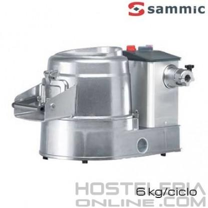 Peladora de patatas PPC-6+ Sammic