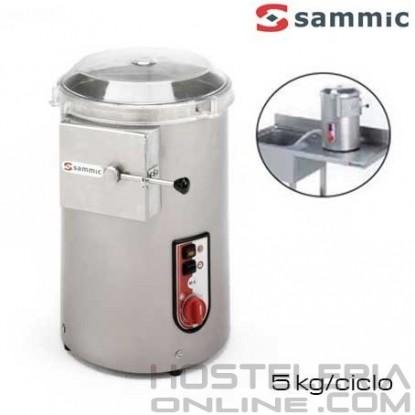 Peladora de patatas Sammic compacta M-5