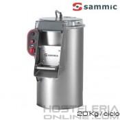 Peladora de patatas gama PROFESIONAL PI-20 Sammic